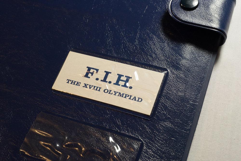 F.I.H. Card