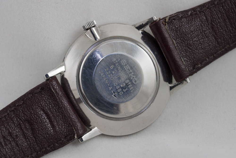 The original link to John Gauchs Seiko Production Date Calculator still.