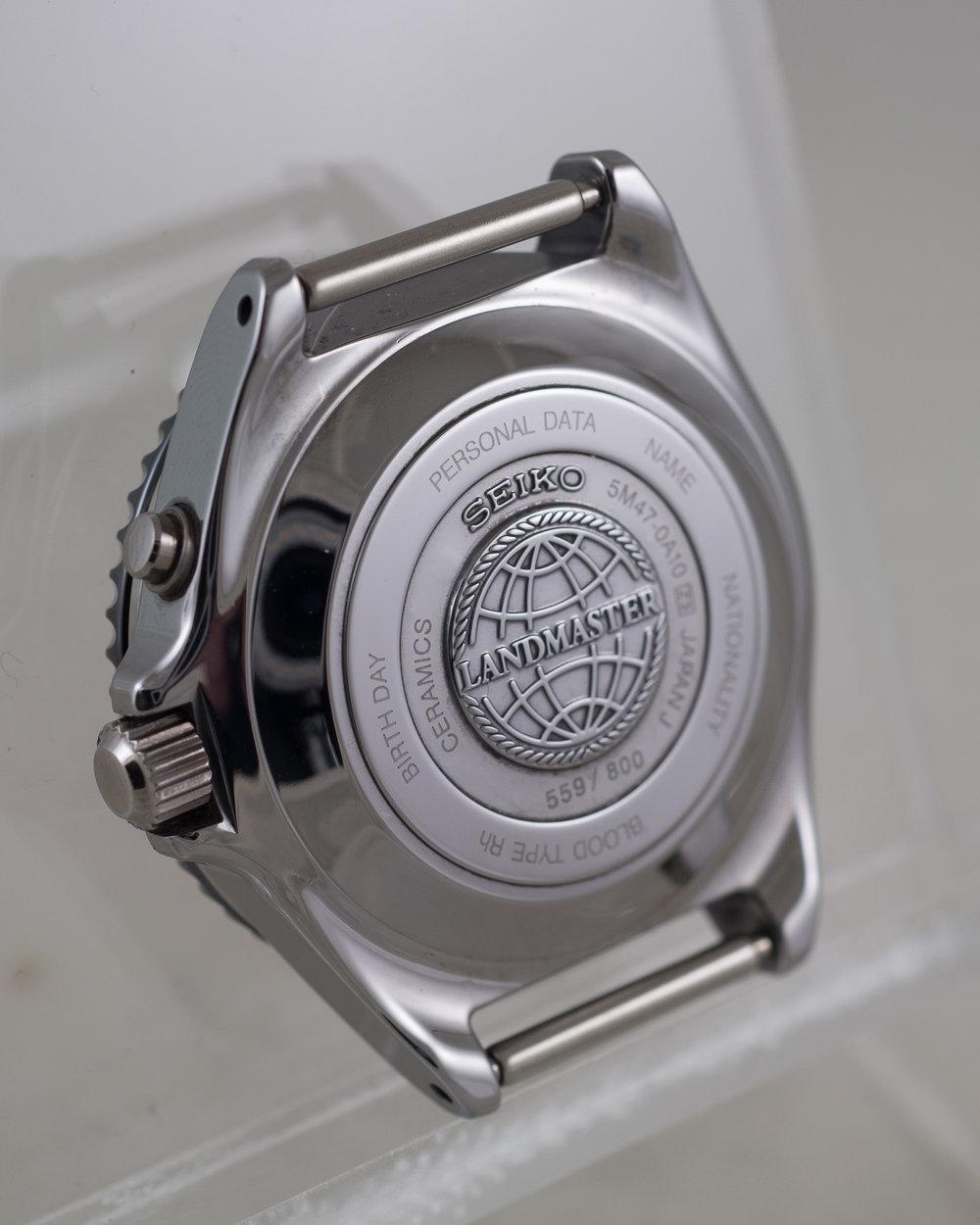 SBCW023 LandMaster South Pole
