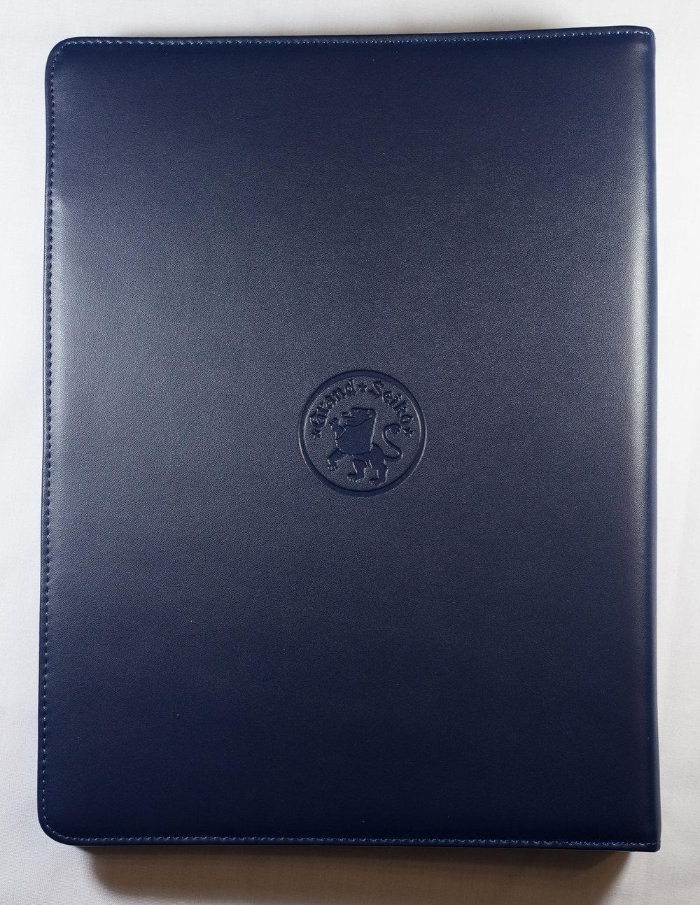 GS dealer folder