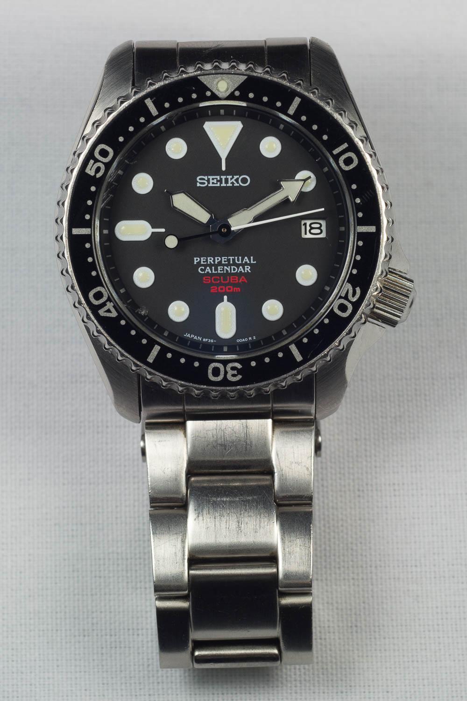 Seiko SBM023 (8F35-00A0) diver