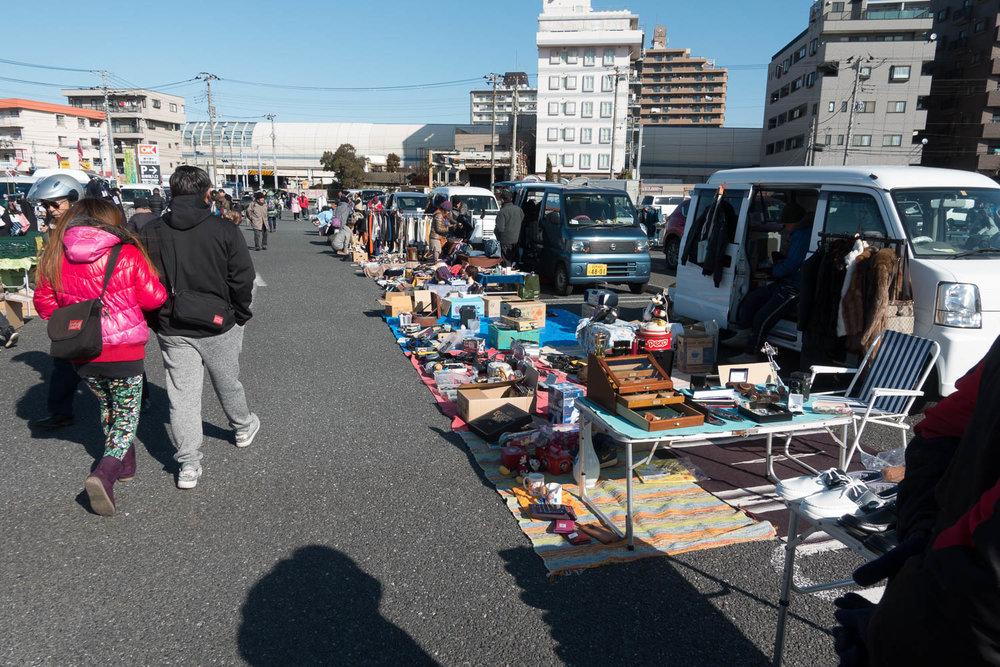 Funabashi Flea Market
