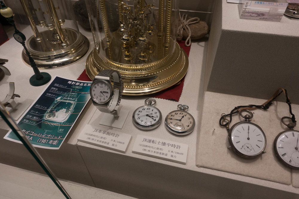 Railway Watches