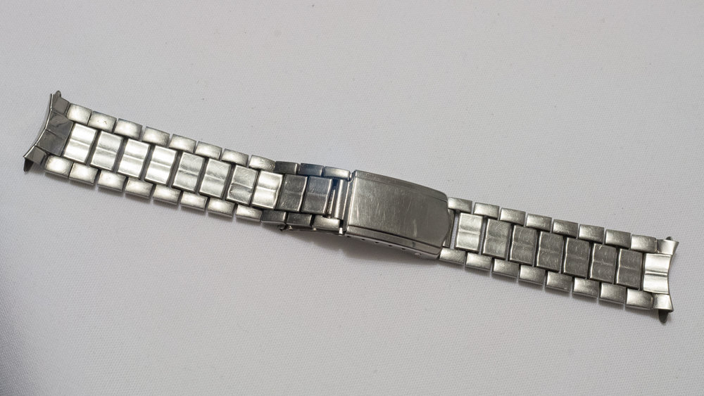 First Seiko Five Bracelet