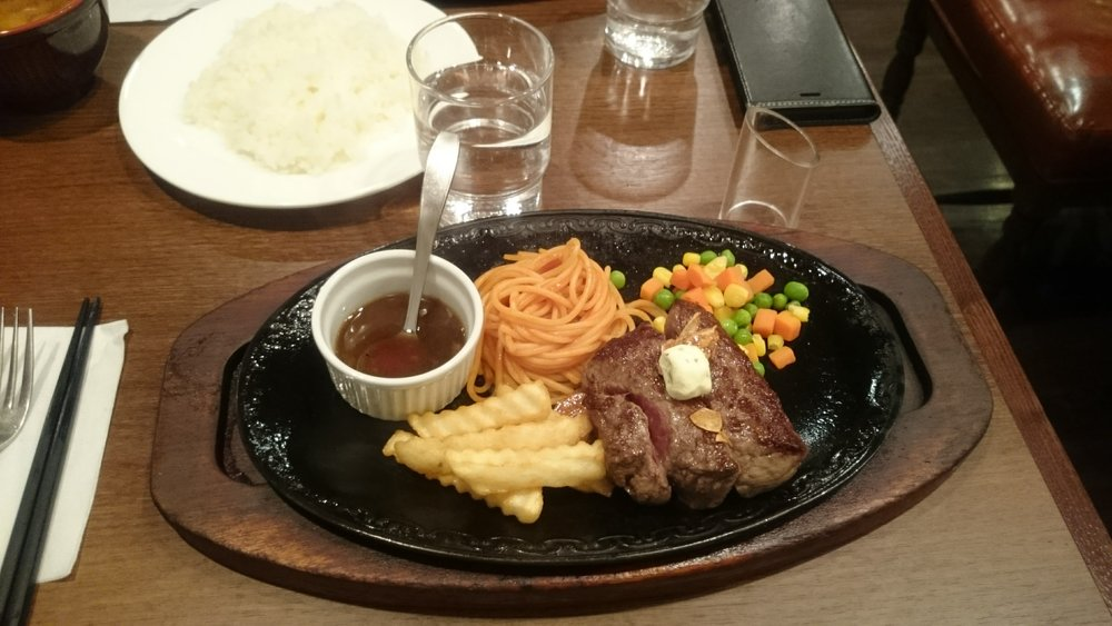 Steak Lunch