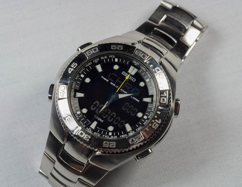 H023 Stopwatch Mode