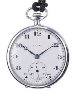 1924 First Pocket Watch