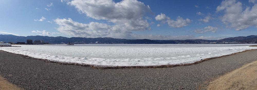 Lake Suwa