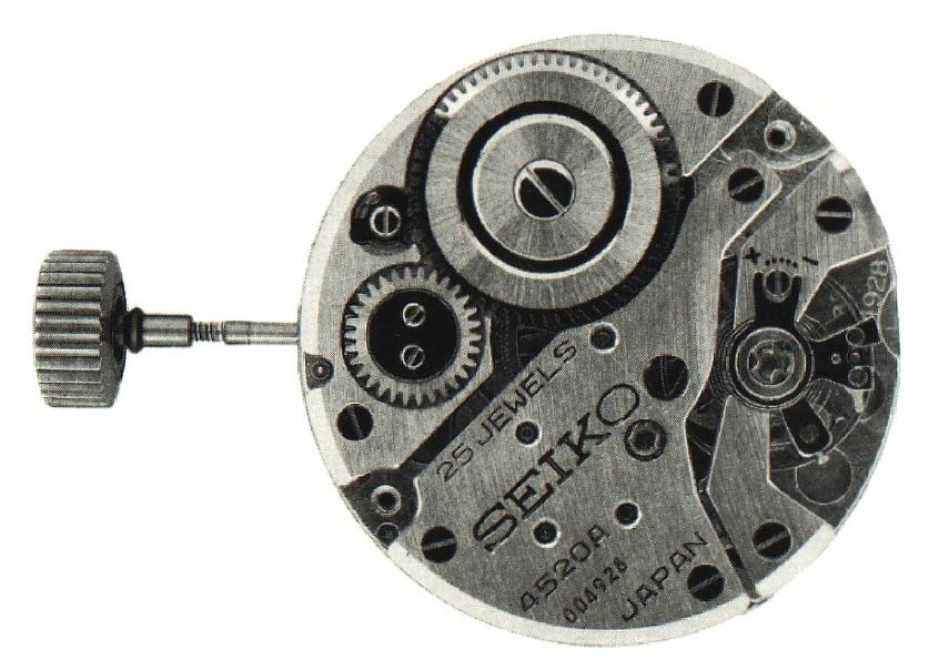 4520A Chronometer