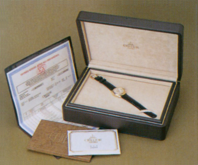 GBAY992 Box and Certificate
