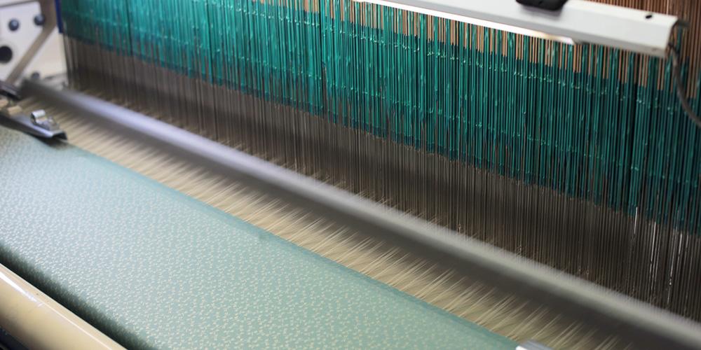 Material Weaving