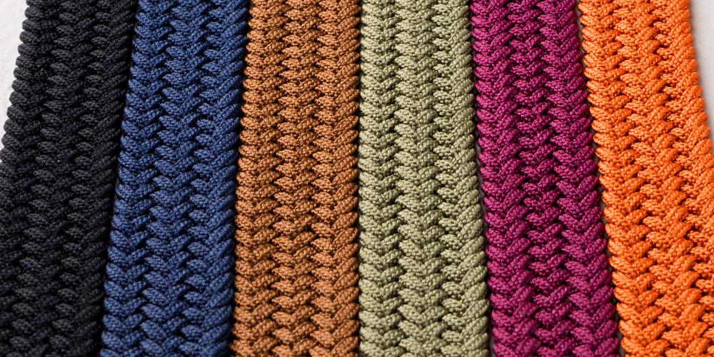 Woven Strap Colors