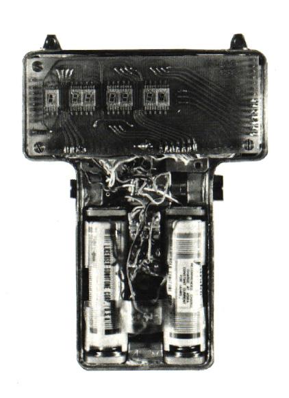 Digital Electronic Timer Internals
