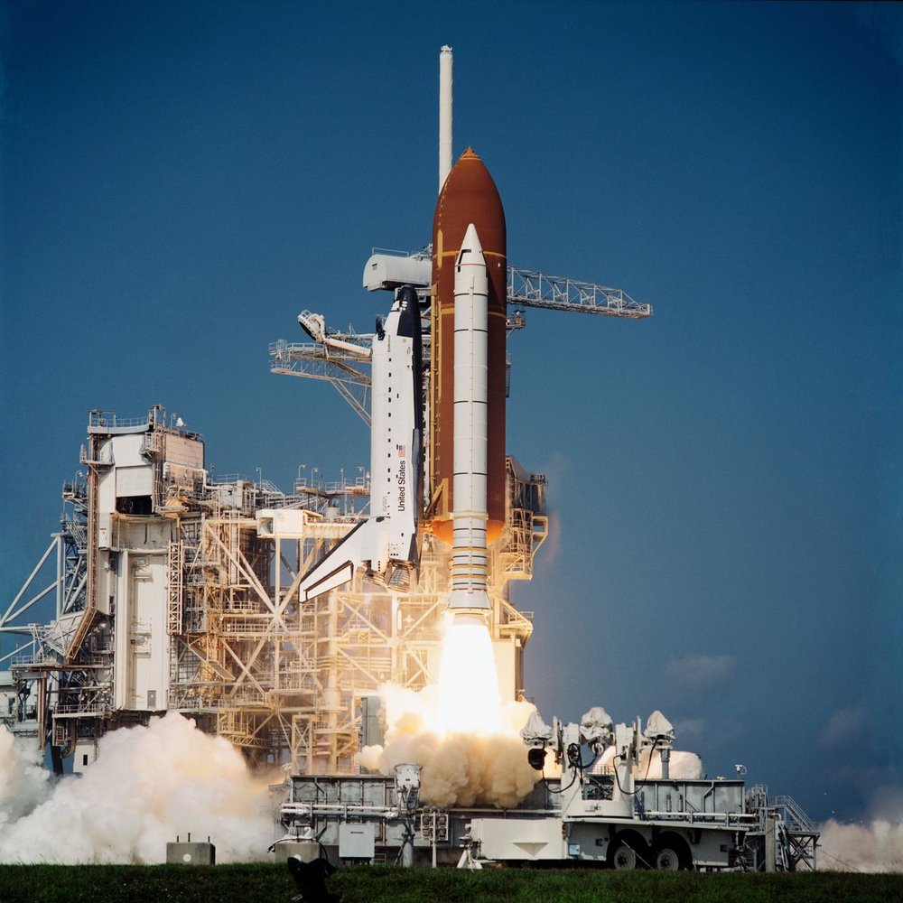 STS-47 Launch