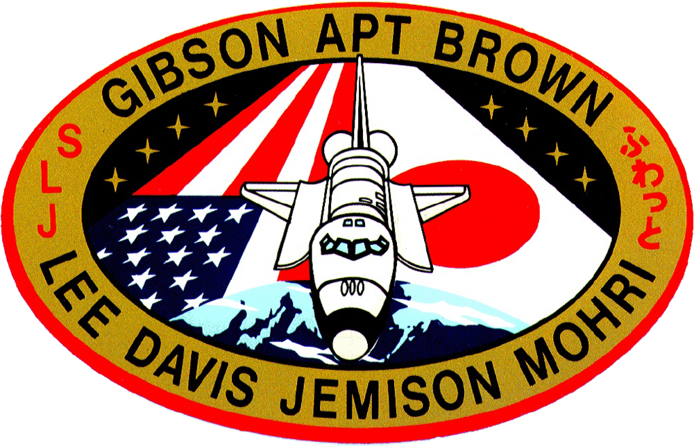 STS-47 Mission Patch
