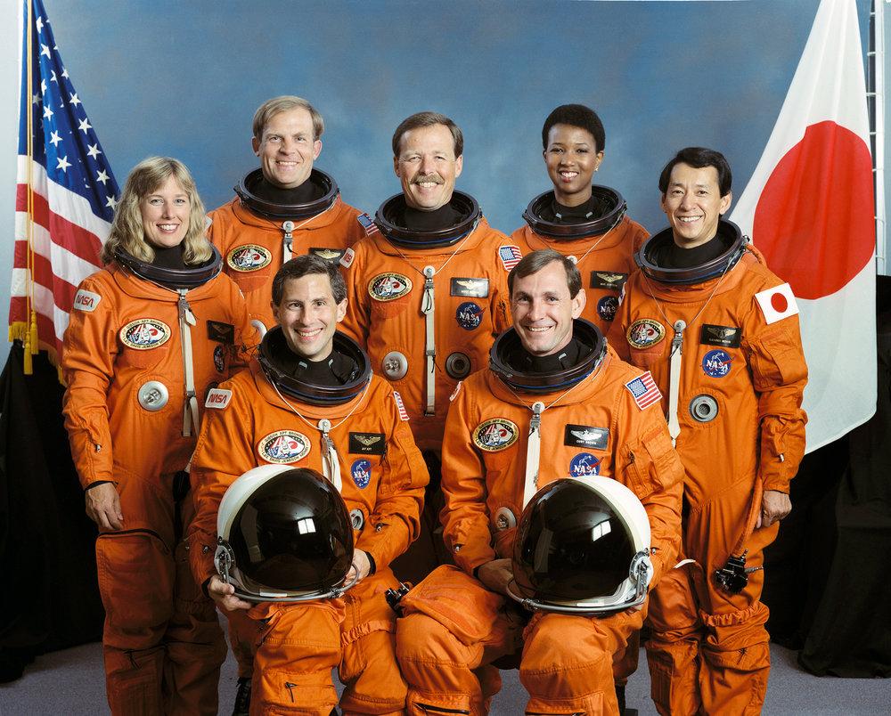 STS-47 Crew