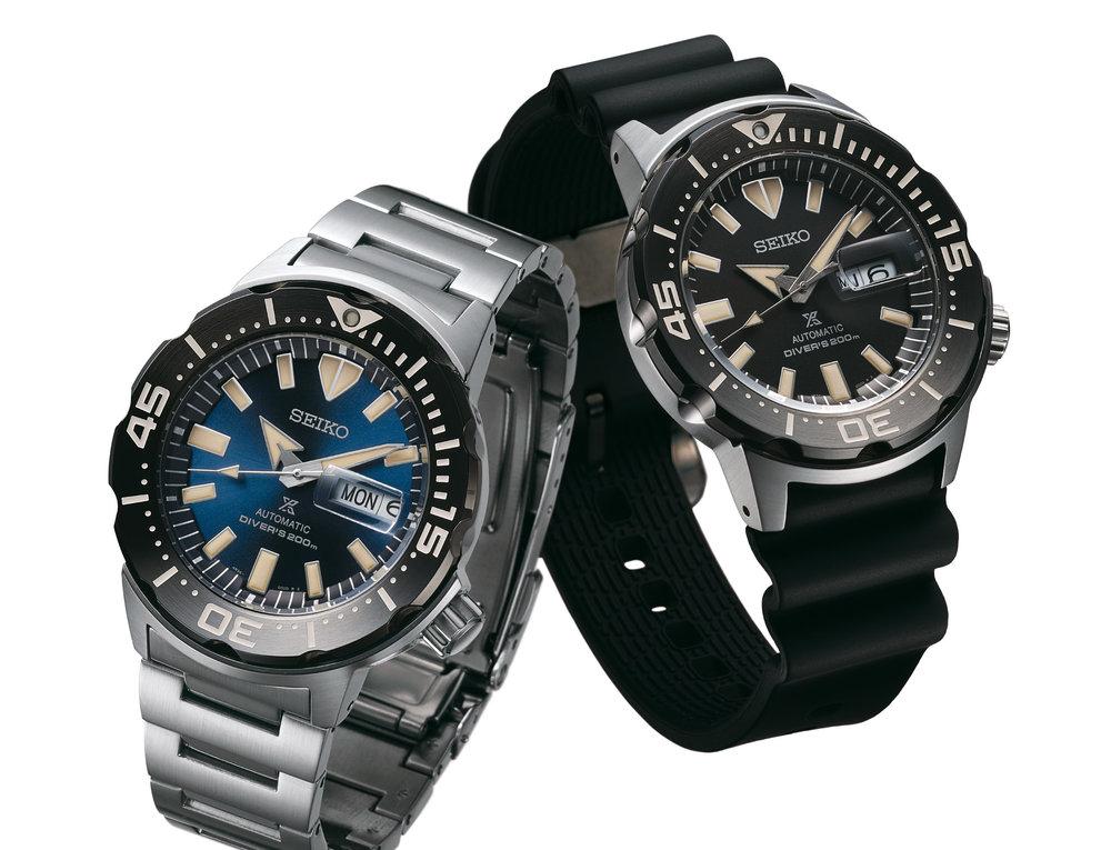 SRPD25K1 (Blue dial) / SRPD27K1  (Black dial)