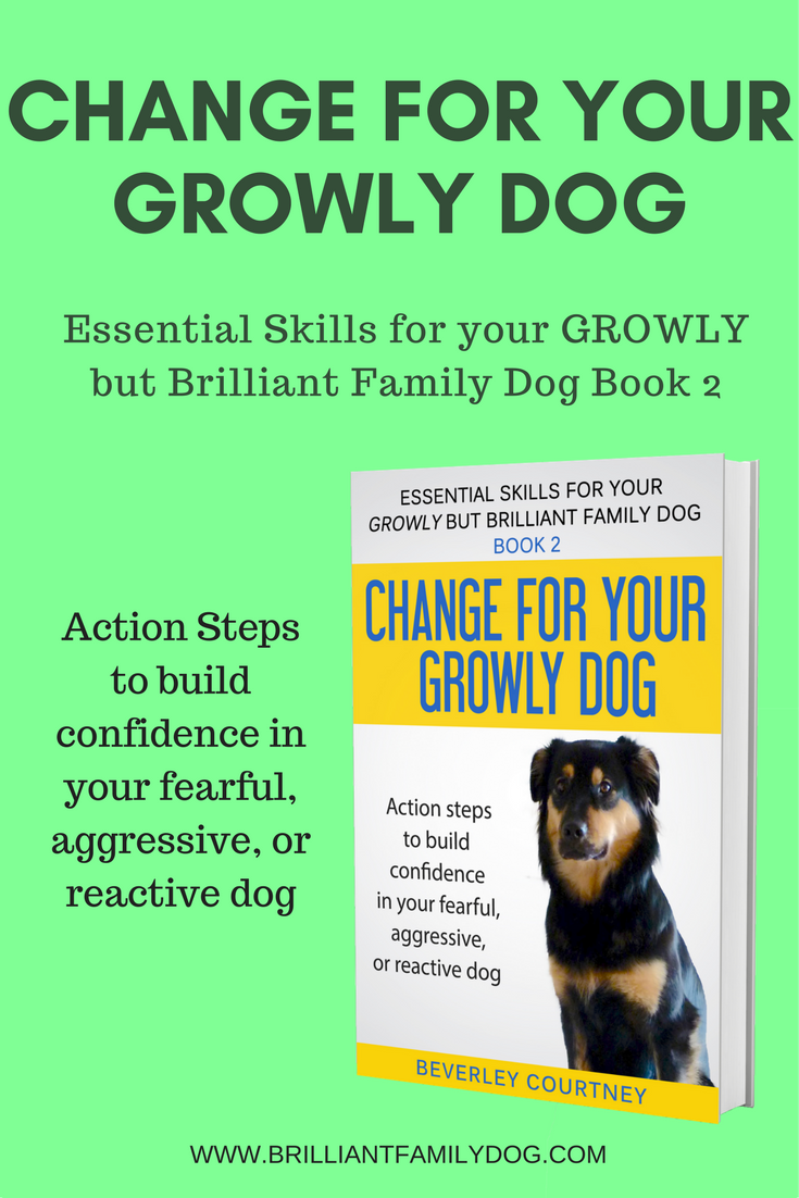 "Essential Skills for your GROWLY but Brilliant Family Dog - Book 2"" /></div>    <div style="