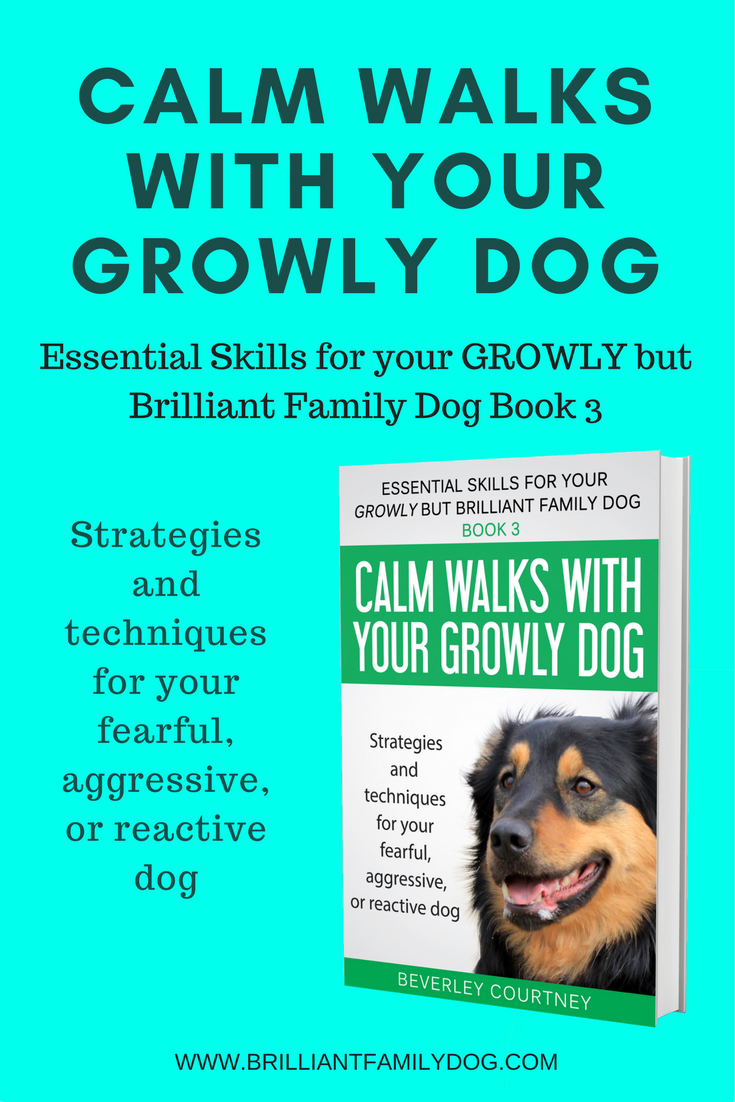 Essential Skills for your GROWLY but Brilliant Family Dog - Book 3