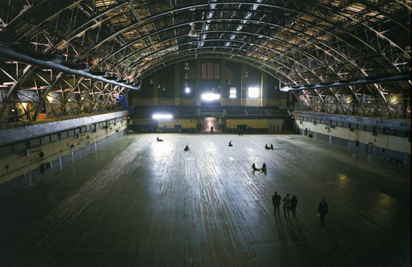 Wade Thompson Drill Hall at Park Avenue Armory