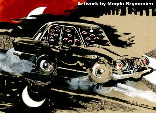 Artwork by Magda Szymaniec