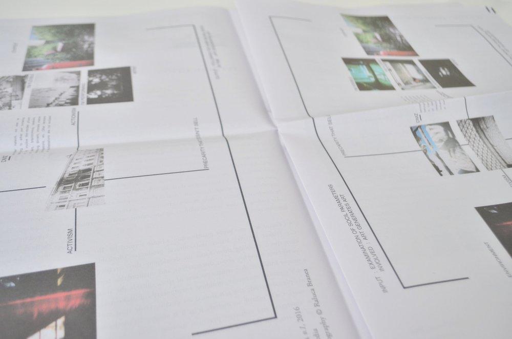 Case Study , 2016  mixed media