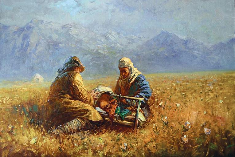 Southern Siberia: Tuva Khakassia and Altai  -
