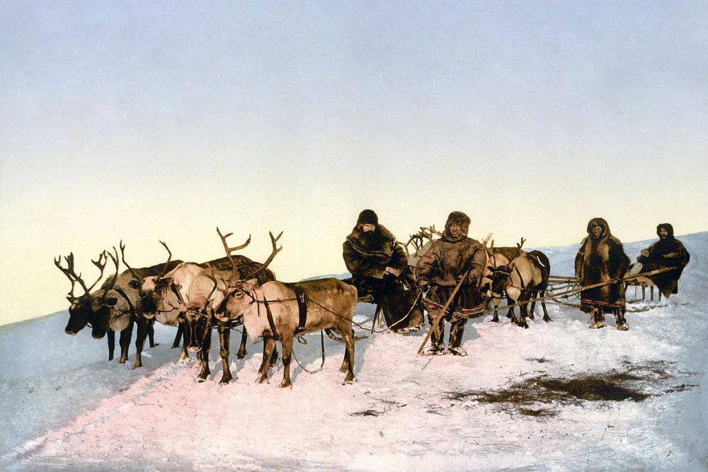 Yamal Peninsula: the Nenets Herders -