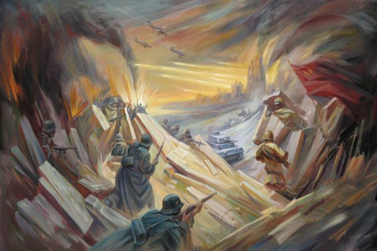 Volga Region: Stalingrad Tatarstan Udmurtia -