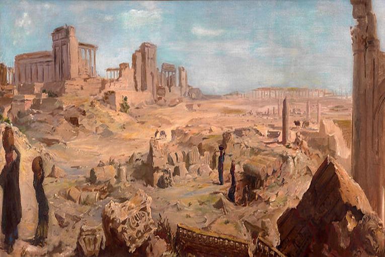 Syria: Damascus Aleppo Palmyra -
