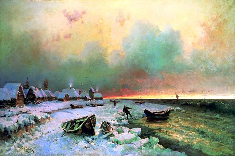 Soviet Far East: Sakhalin and the Amur  -