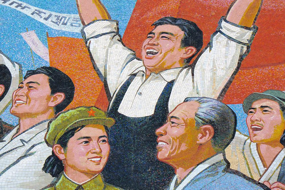 Odissea Socialista - ALLA SCOPERTA DI TESORI NASCOSTI NELLA MISTERIOSA TERRA DI KIMPyongyang - Nampo - Wonsan - Kaesong18 giorni - 3950 €partenze settimanali