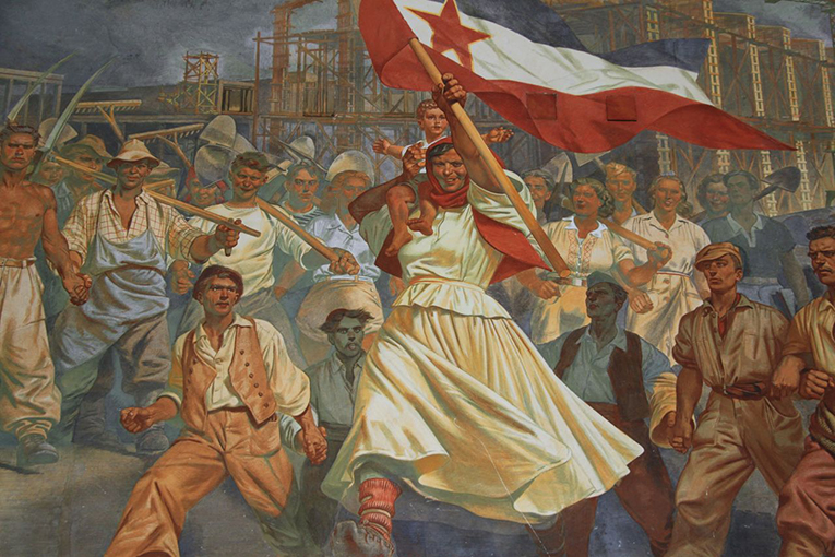FORMER YUGOSLAVIA -