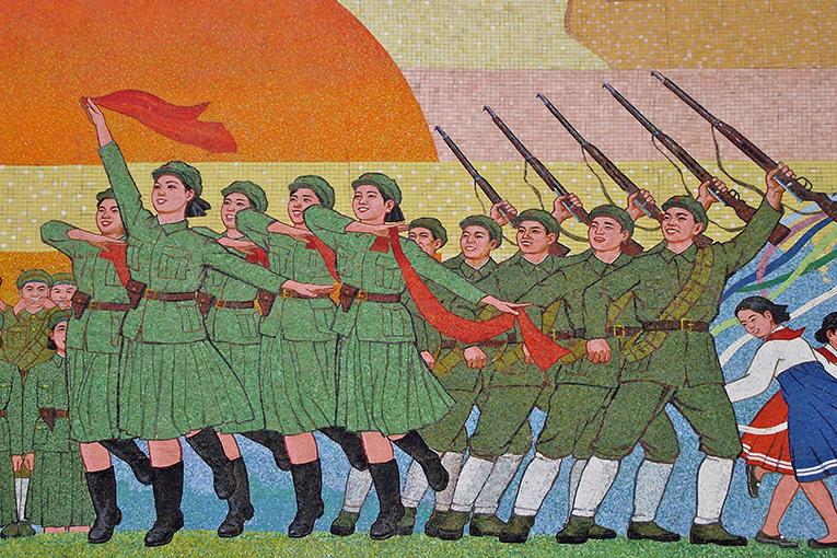 Capodanno nella RPDC - UN INDIMENTICABILE VEGLIONE NELLA CAPITALE NORDCOREANAPyongyang - DMZ - Kaesong - NampoItinerari a partire da 1860 €