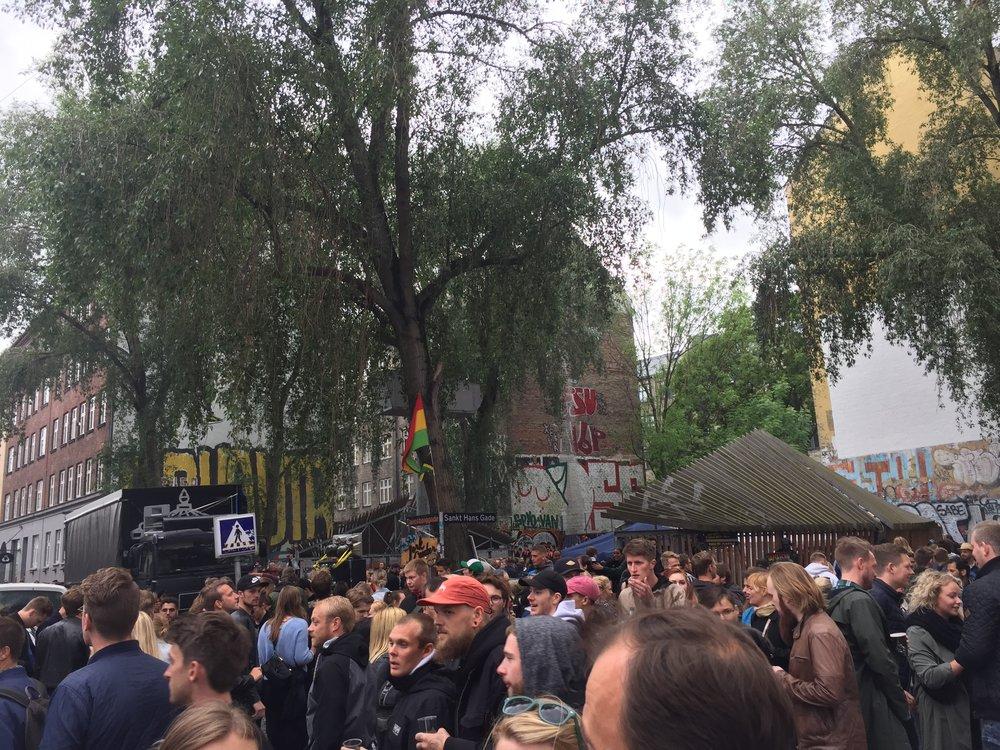 Distortion Nørrebro - Ryesgade & Sankt Hans Gade