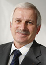 Heinrich Strebel - Generalsekretär Prof. Dr. UZH, a. Rektor KME Zürich