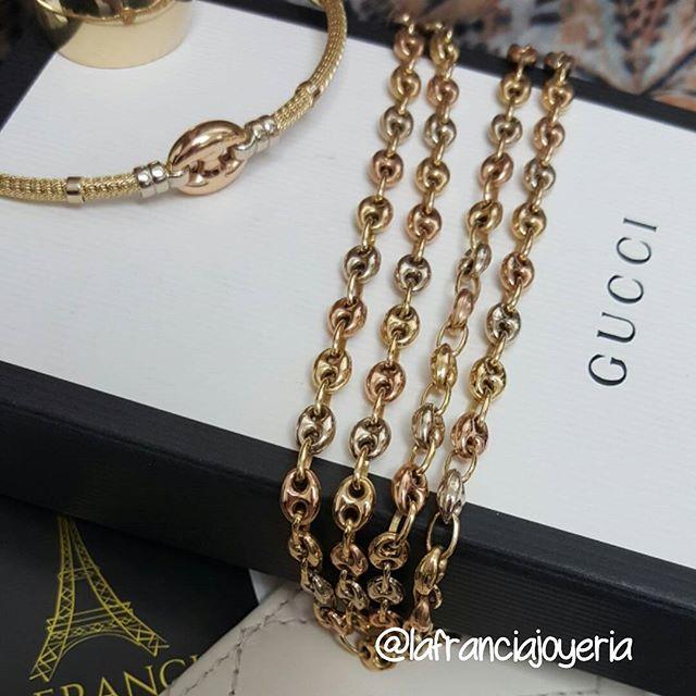Buenos días, ya te estamos esperando en @lafranciajoyeria  para que empieces el año con el mejor estilo #gucci #gold #miami #chain #cartier #shopping @lafranciajoyeria @lafranciajoyeria @lafranciajoyeria