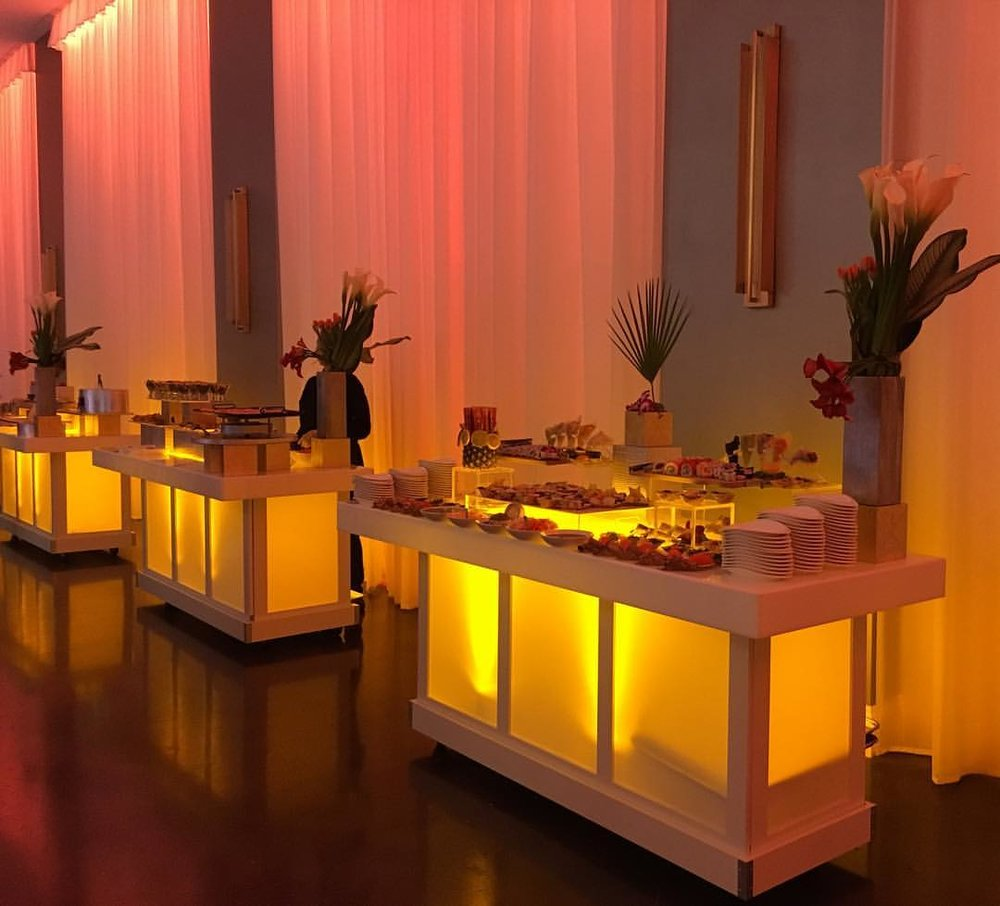Miami Venue & Luxury Catering Services