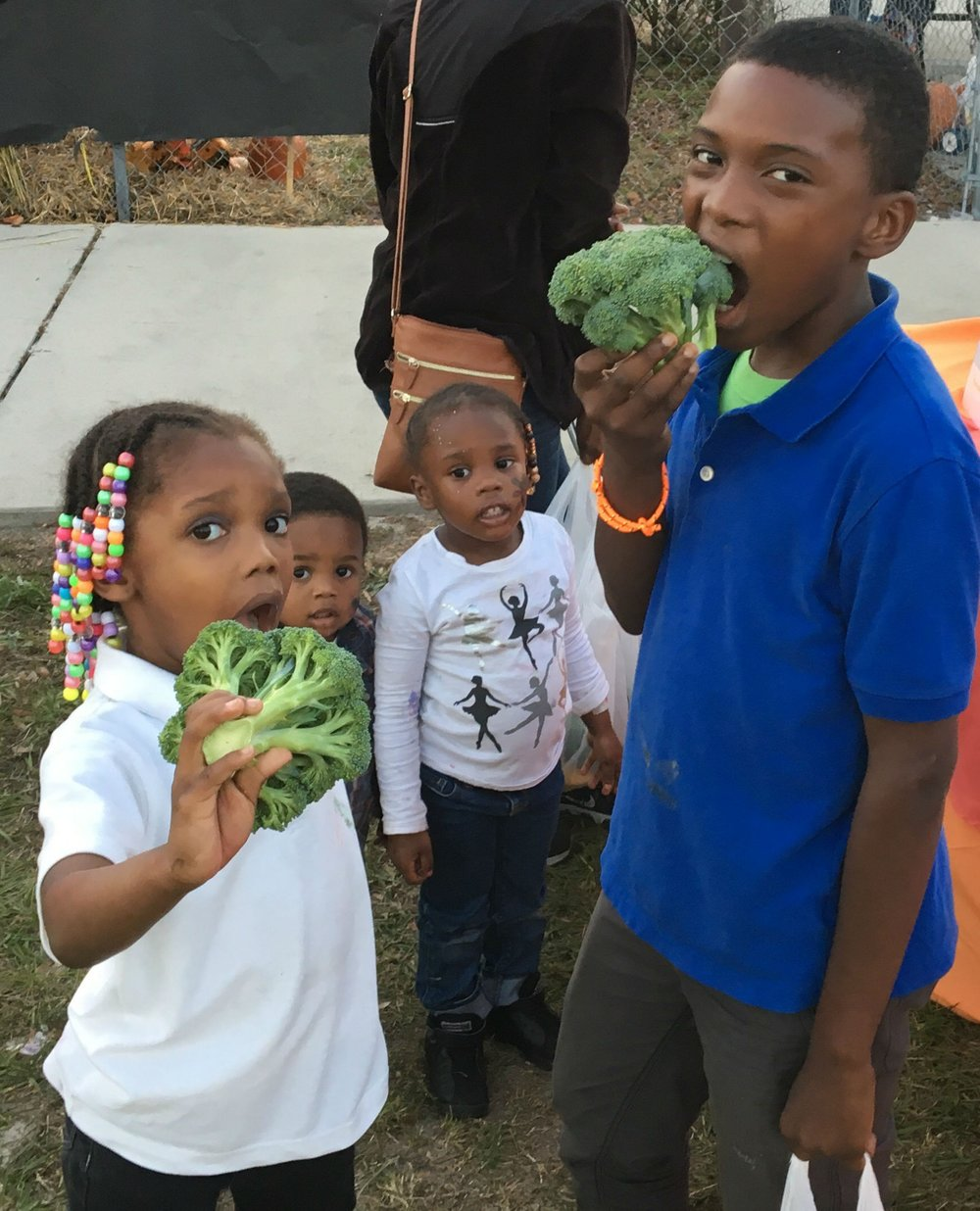 NourishNC provides hungry children with healthy food, empowering them to succeed in the classroom and in their community.