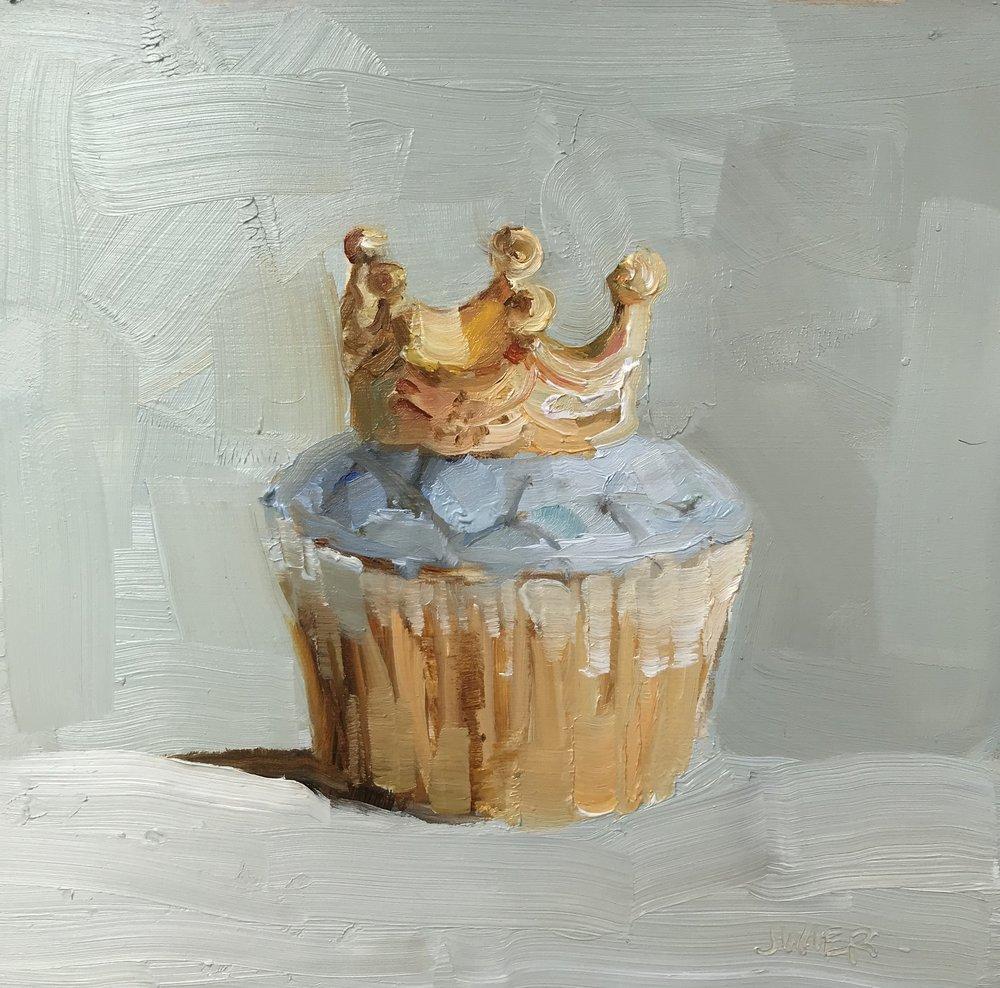 Royal Cupcake I
