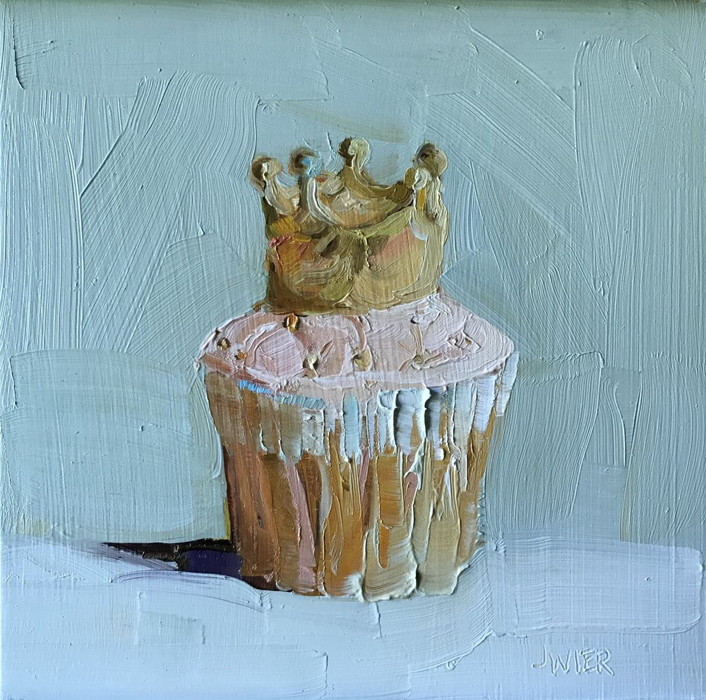 Royal Cupcake