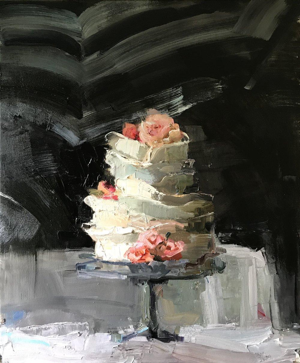 Cake in the Window