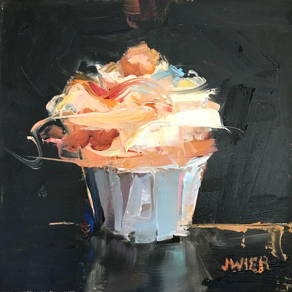 Caramel Cupcake