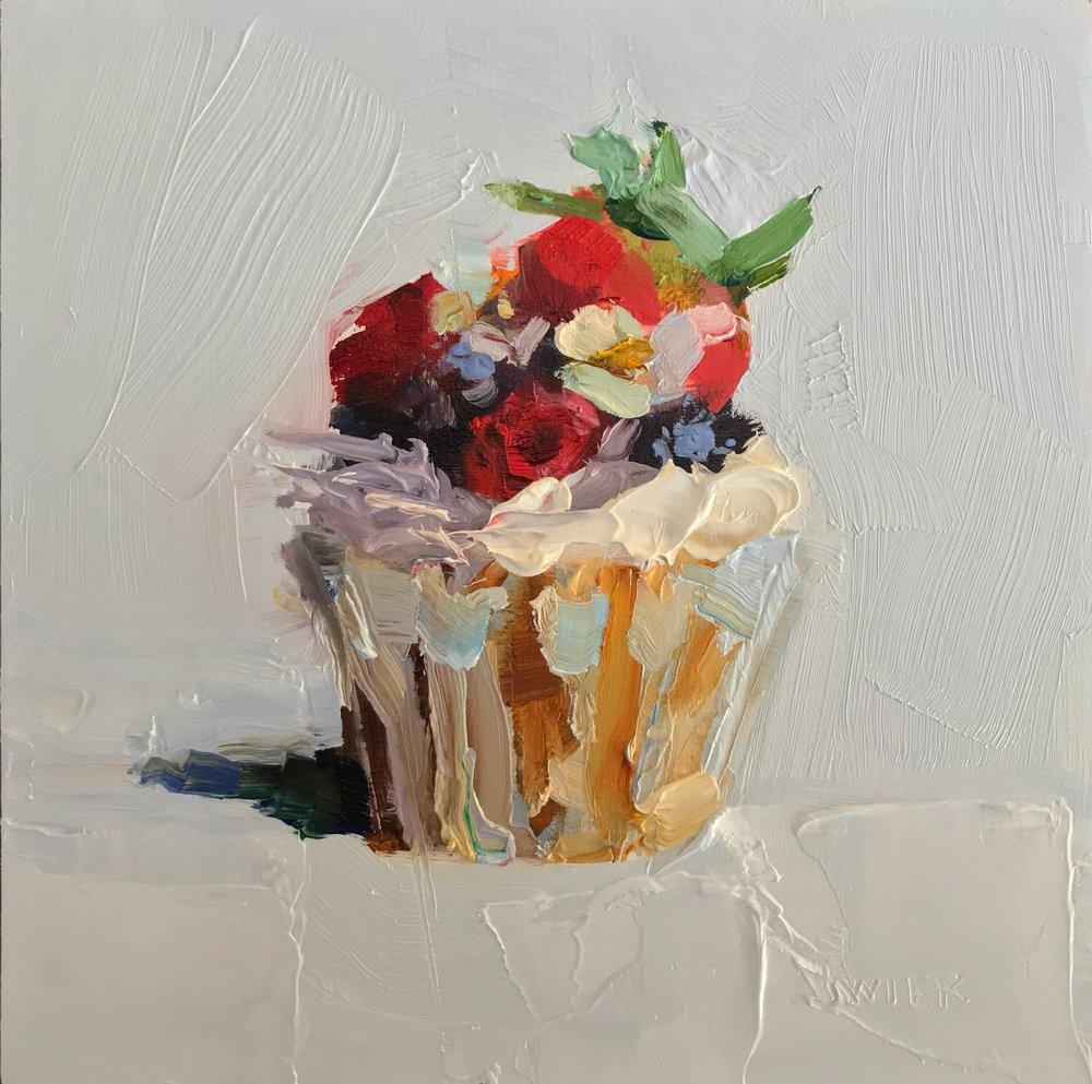 Very Berry Cupcake