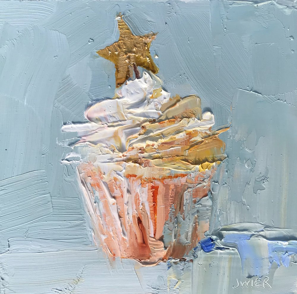 Baby, You're a Star Cupcake