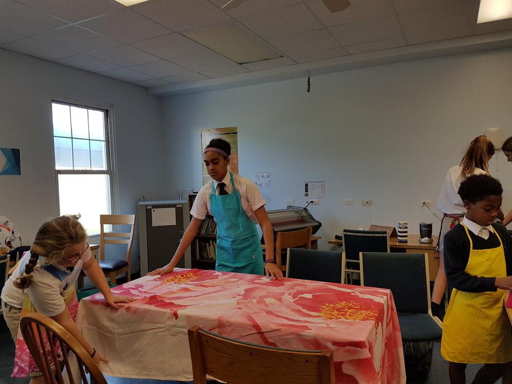 Girls setting the table..jpg
