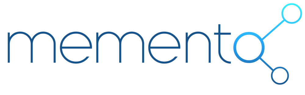 Memento - This is a branding and app design project that I did with a team of medical students at the WashU School of Medicine. Memento is a company aimed at revolutionizing and streamlining the process of diagnosing Alzheimer's disease.