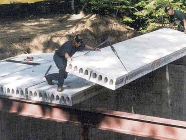 Concrete Plank Garage Floors — Great Garage Floors