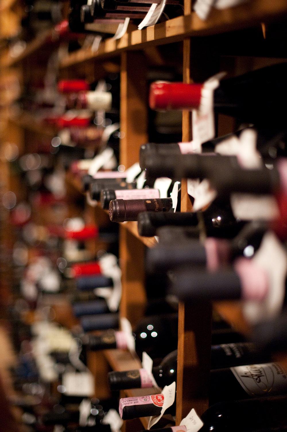 WA Frost Wine Cellar
