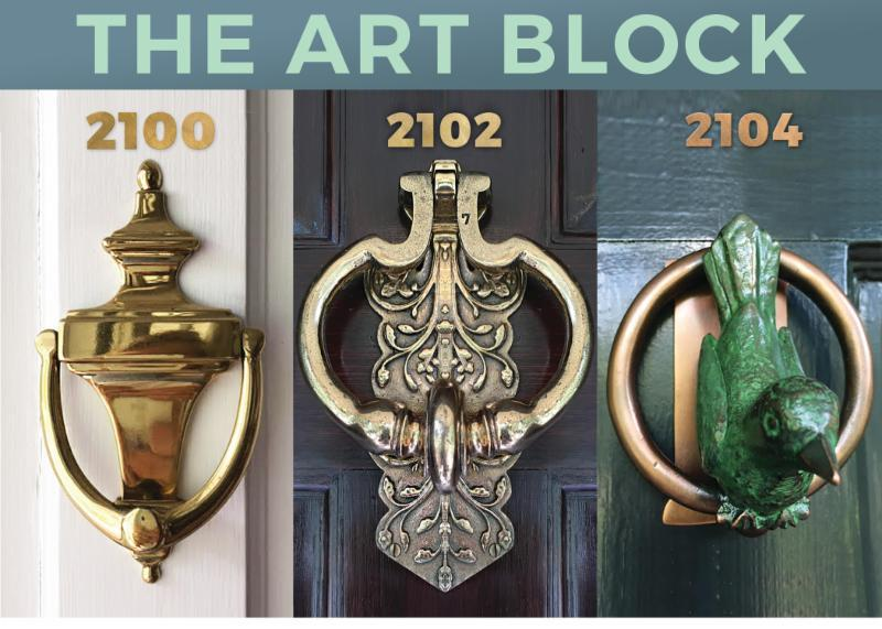 Three historic homes, one elegant evening...it's The Art Block on Kentmere Parkway in Wilmington, scheduled for Saturday night.